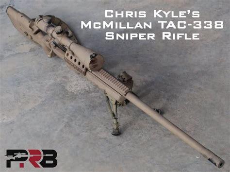 American Sniper Rifle Used