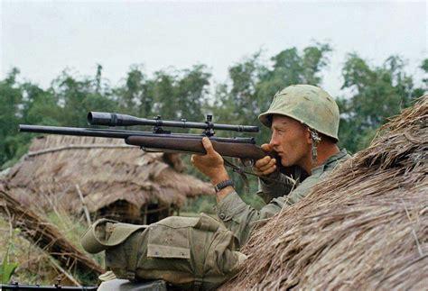 American Sniper Rifles In Vietnam