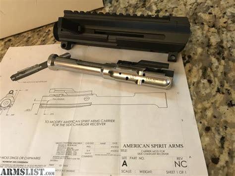American Spirit Arms Ar 15 Upper