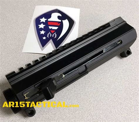 American Spirit Arms Side Charger Upper Receiver