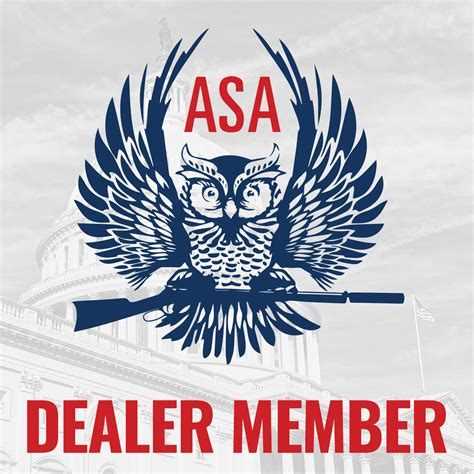 American Suppressor Association Membership American Suppressor Assocation Membership 3 Years