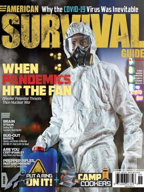 American Survival Guide September 2016 By Insuranceread