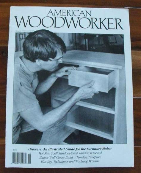 American woodworker magazine plans Image
