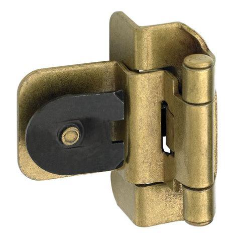 Amerock double demountable hinge Image