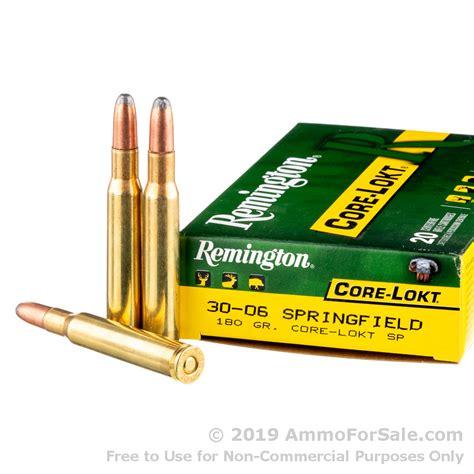 Ammo 30 06 Price