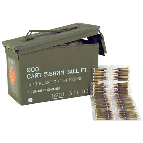 Ammo Ar 15 223