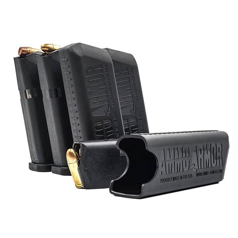Ammo Armor Magazine Protector - Sneakypeteholsters Com