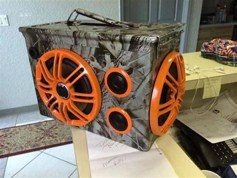 Ammo Blaster Speaker Box