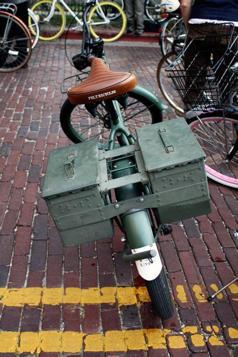 Ammo Box Bike Panniers