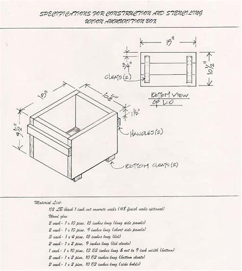 Ammo Box Blueprints