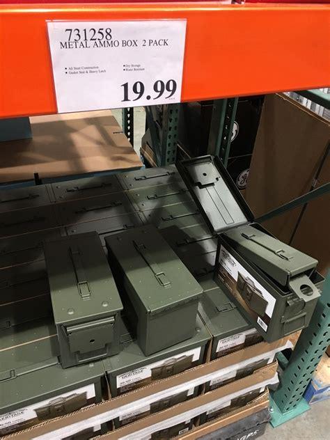 Ammo Box Costco Canada
