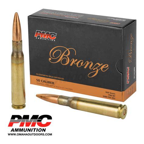 Ammo Box Of 50 Bmg