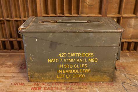 Ammo Box Side
