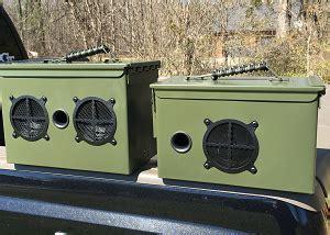Ammo Box Speaker Mad Max