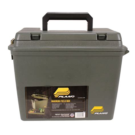 Ammo Box With Divider