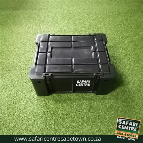 Ammo Box With High Lid