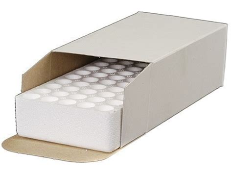 Ammo Box With Styrofoam Tray