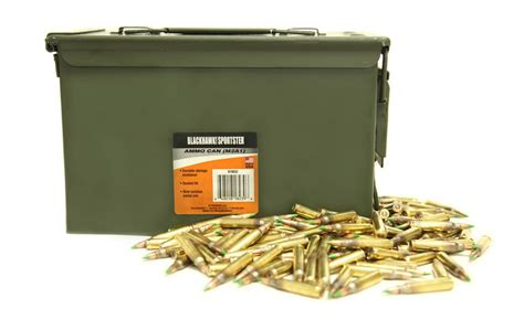 Ammo Can Ammo 5 56mm