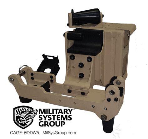 Ammo Can Bracket Swingarm