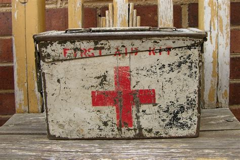 Ammo Can First Aid Kit