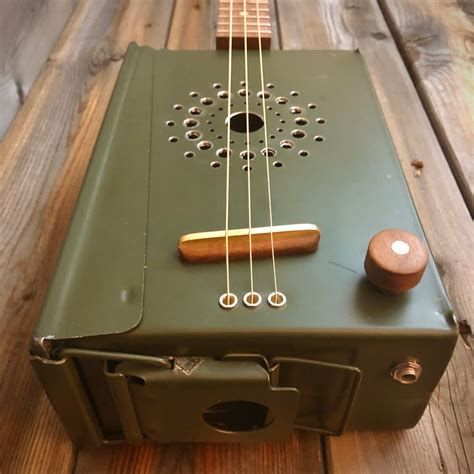 Ammo Can Guitar