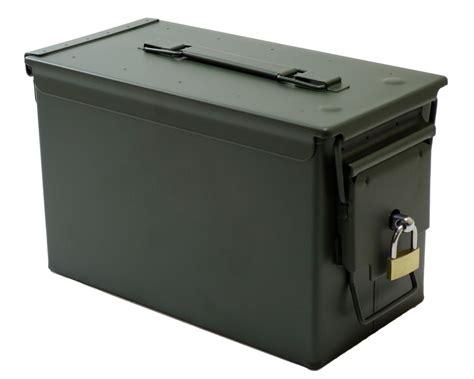 Ammo Can Loto Box