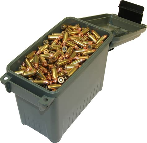 Ammo Can Outside Dimensions