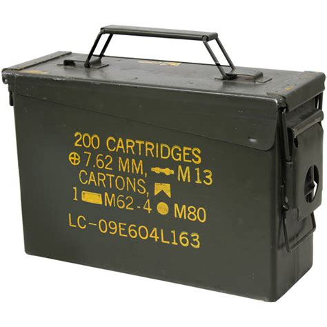 Ammo Cans 7 62mm