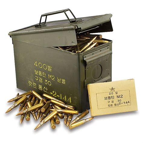 Ammo Cans Dodic A064