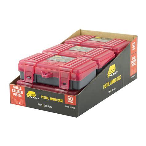 Ammo Cases Plastic