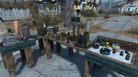 Ammo Crafting Workbench Fallout 4
