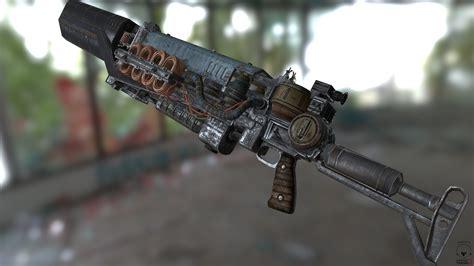 Ammo Gauss Rifle Fallout 4