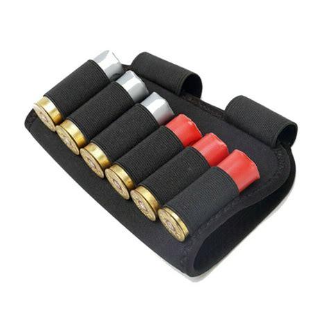 Ammo Holder For Shotgun Stock