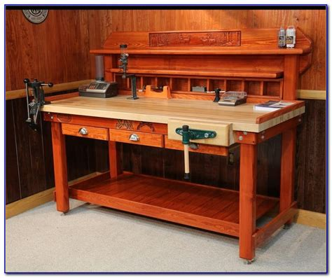 Ammo Reloading Benches