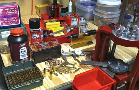Ammo Reloading Tools