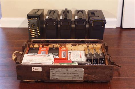 Ammo Storage Solutions