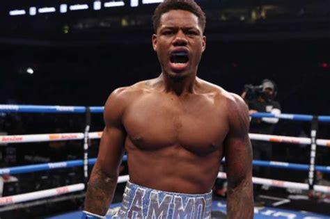 Ammo Williams Boxing