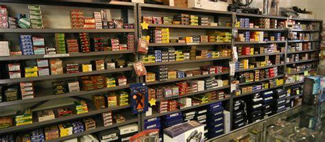 Ammunition Ammunition Store.