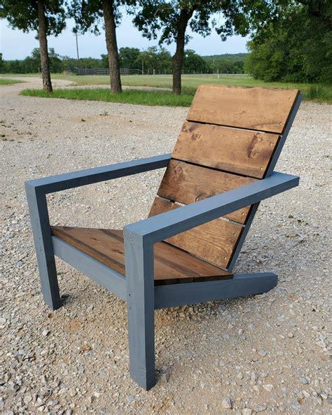 Ana white adirondack chair Image