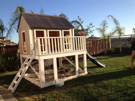 Ana white playhouse plans Image