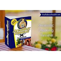 Anabolic cooking muscle building cookbook inexpensive