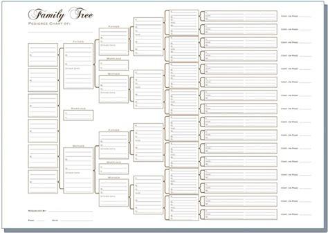 Ancestry Charts Templates CV Templates Download Free CV Templates [optimizareseo.online]