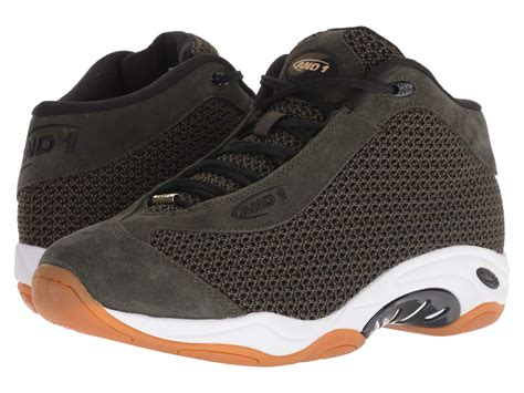 and 1 Men's Tai Chi LX Basketball Shoe