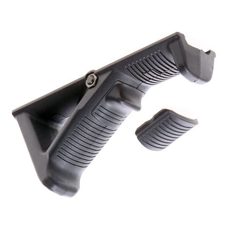 Angled Foregrip For Picatinny Rail