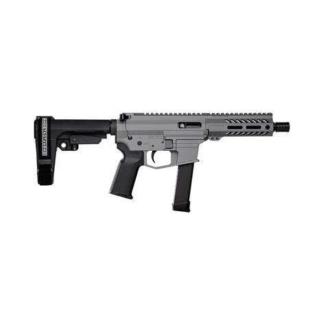 Angstadt Arms Udp9 9mm Pistols W Sba3 Tactical Brace Udp9 9mm Pistol 105 Sb Tactical Sba3 Brace Fde