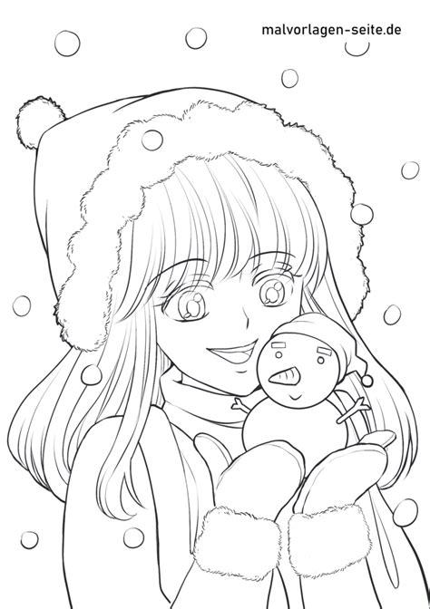 Anime Malvorlagen Pdf