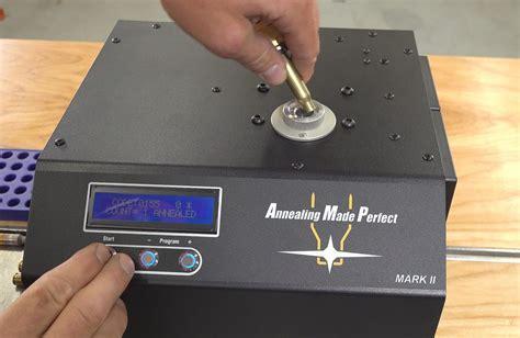 Annealing Made Perfect Mark 2 Machine Annealing Made
