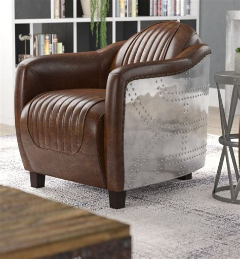 Annessia Barrel Chair