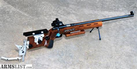 Anschutz 22 Target Rifle