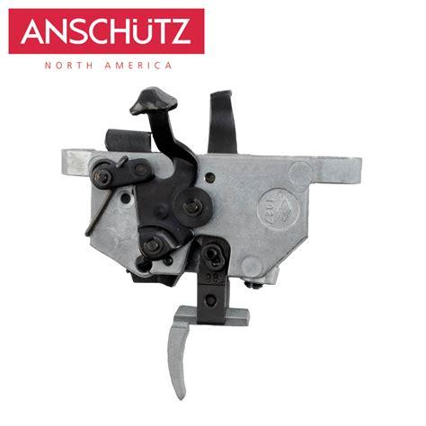 Anschutz 5098 Trigger Adjustment